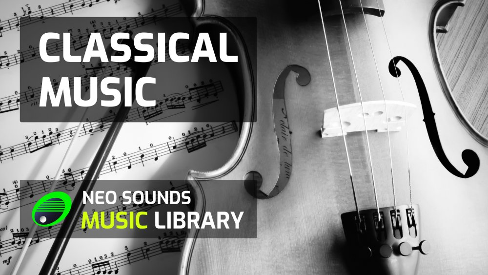 Royalty-free classical music