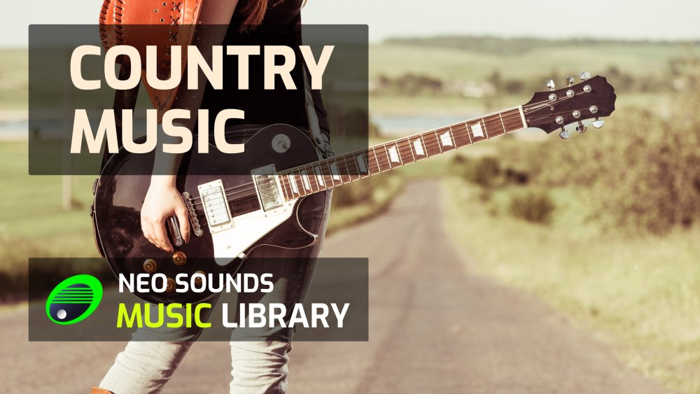 Royalty-free country music