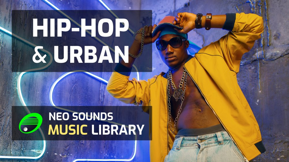 Royalty-free Hip Hop music
