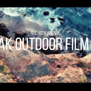 Kodiak Outdoor Film Fest 2019 - Trailer