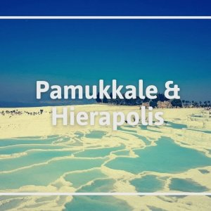 Pamukkale & Hierapolis, music video clip